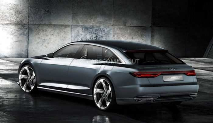 19 A 2019 All Audi A9 Spesification