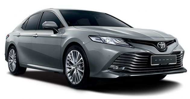19 A 2019 All Toyota Camry Price