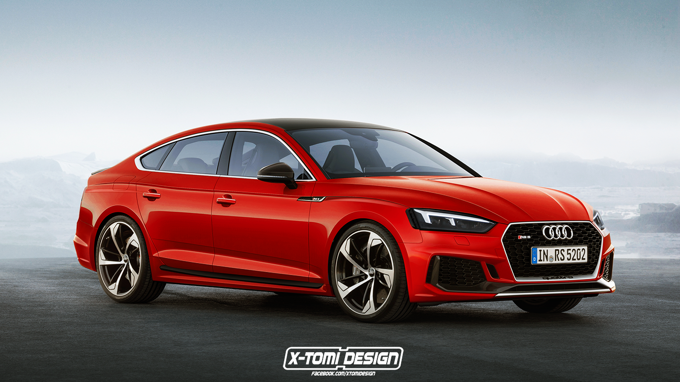 19 A 2019 Audi Rs5 Ratings
