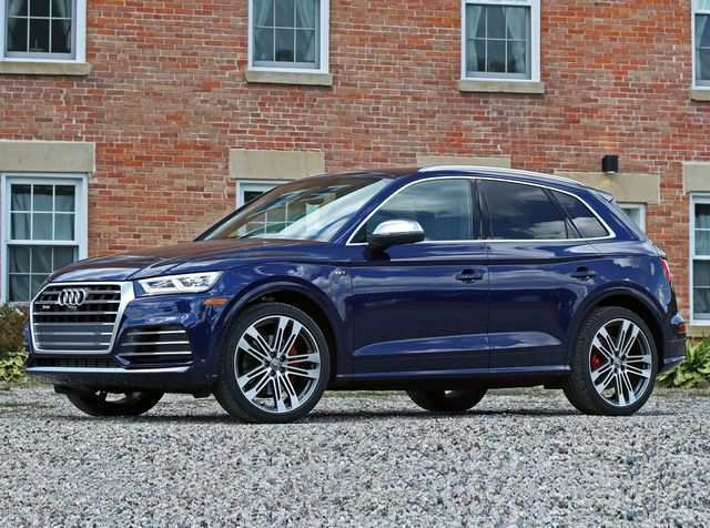 19 A 2019 Audi Sq5 Ratings