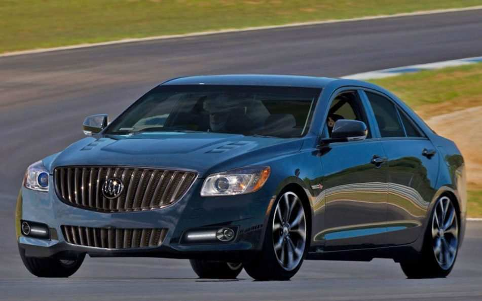 19 A 2019 Buick Grand National History