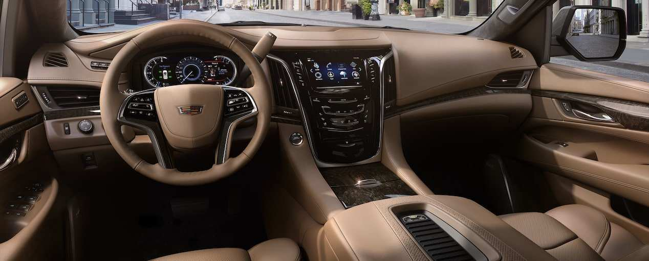 19 A 2019 Cadillac Escalade Luxury Suv Rumors