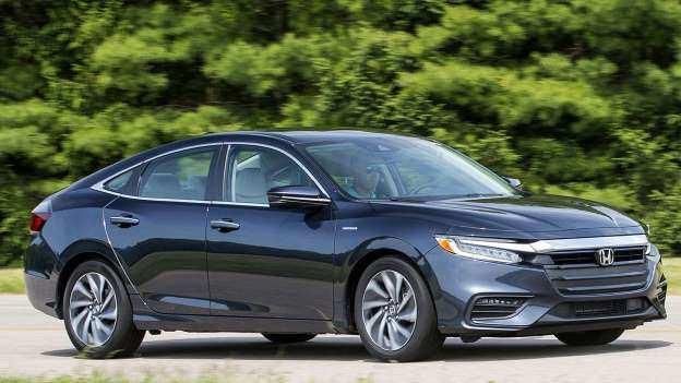 19 A 2019 Honda Insight Photos