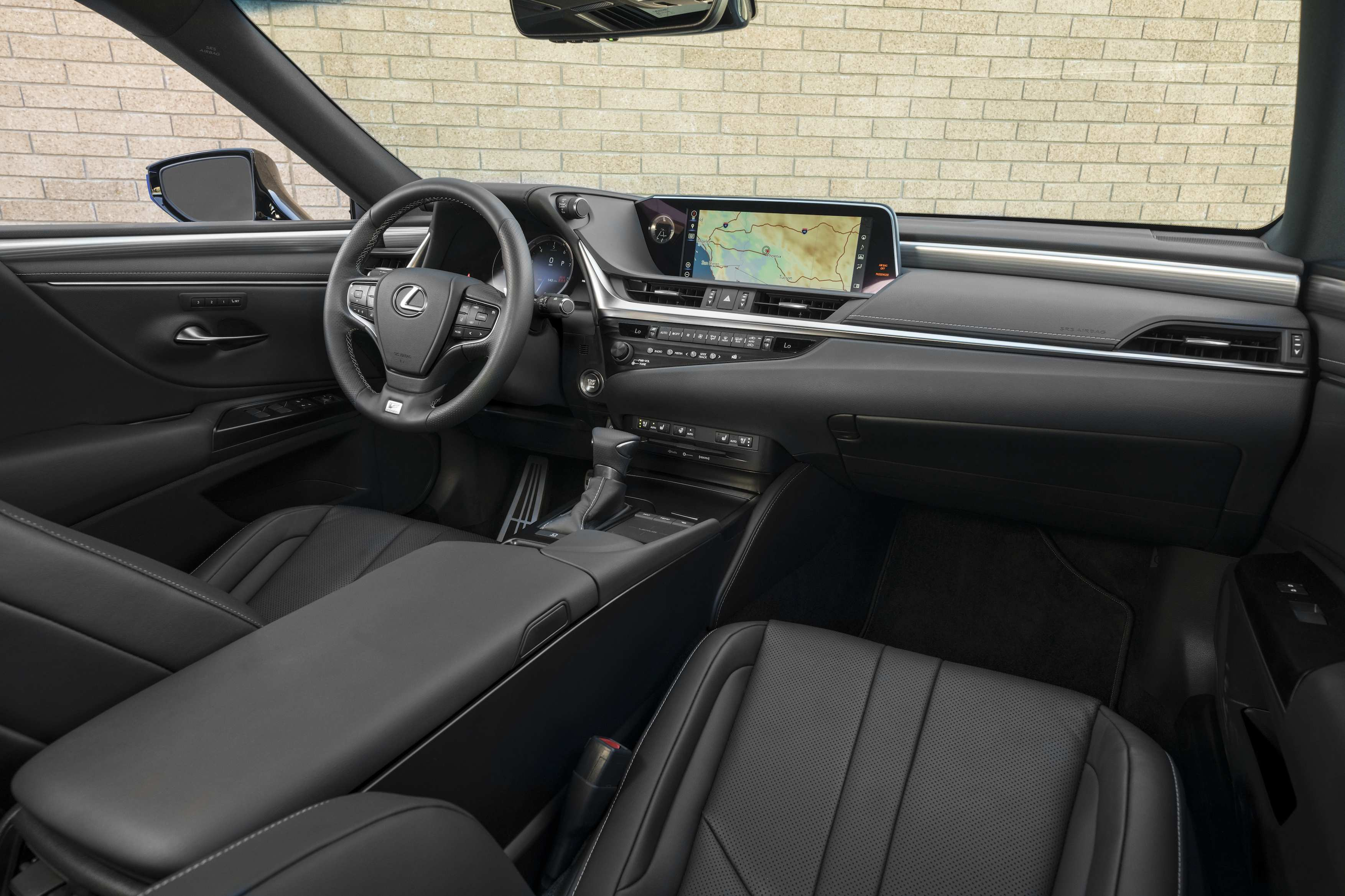 19 A 2019 Lexus Es 350 Interior Price