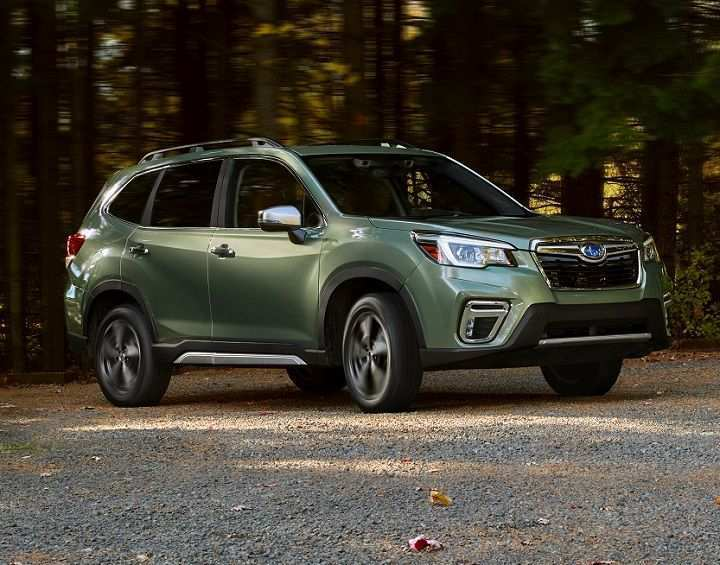 19 A 2019 Subaru Forester Sport 2 Specs And Review