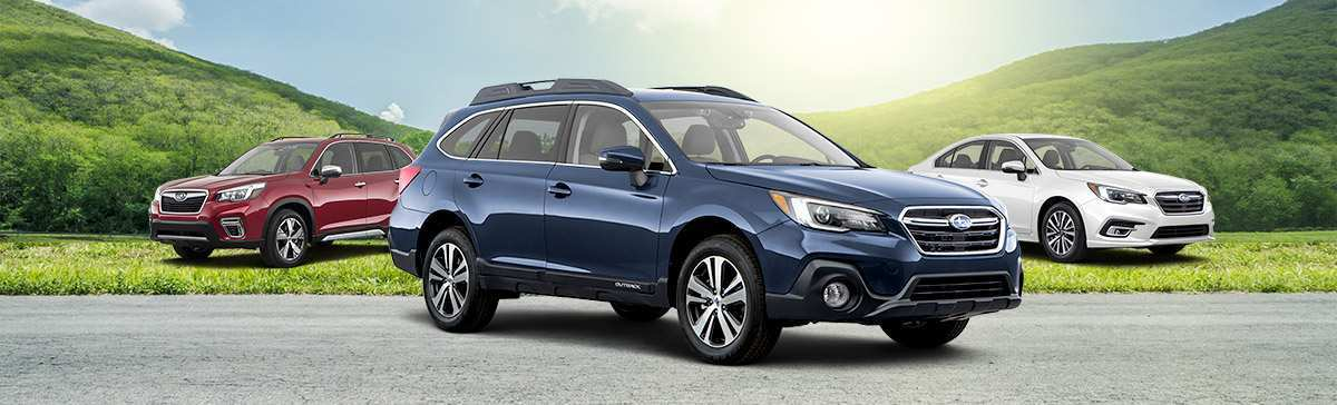 19 A 2019 Subaru Lineup New Review