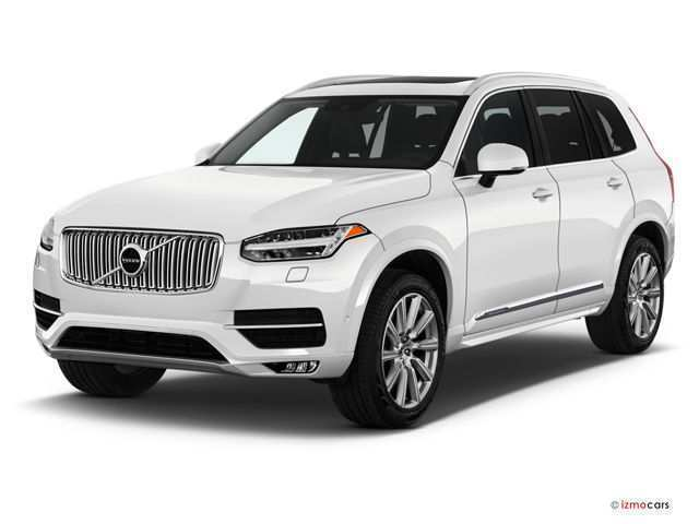 19 A 2019 Volvo XC90 Exterior And Interior