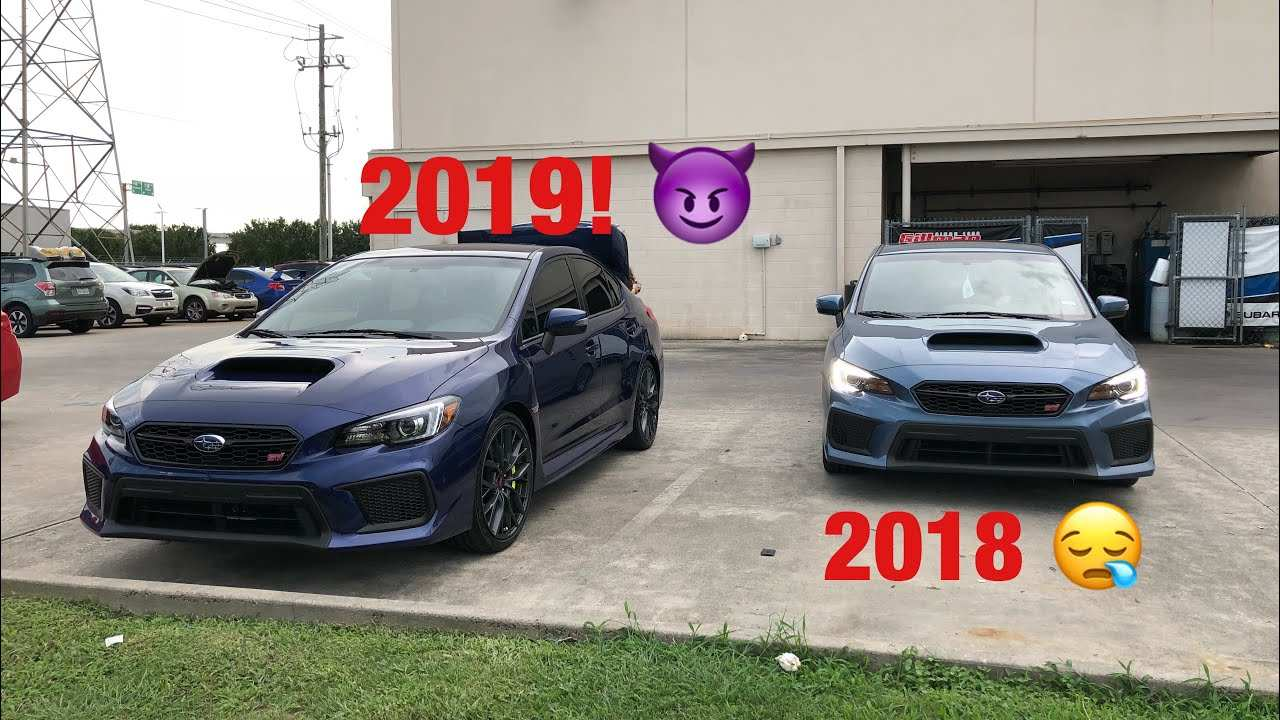 19 A 2019 Wrx Sti Hyperblue Rumors