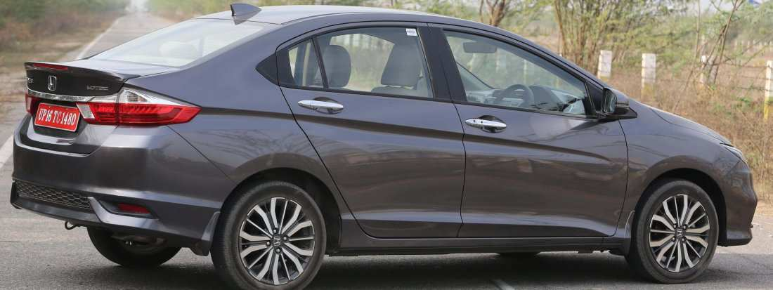 19 A 2020 Honda City Price And Review