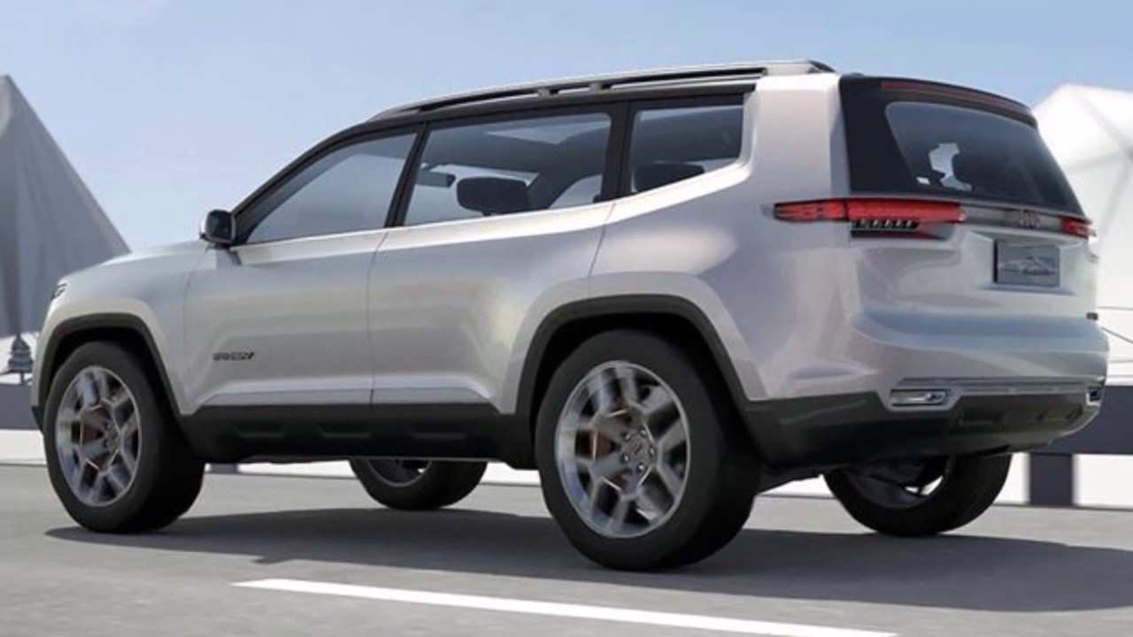 19 A 2020 Jeep Yuntu Redesign And Review