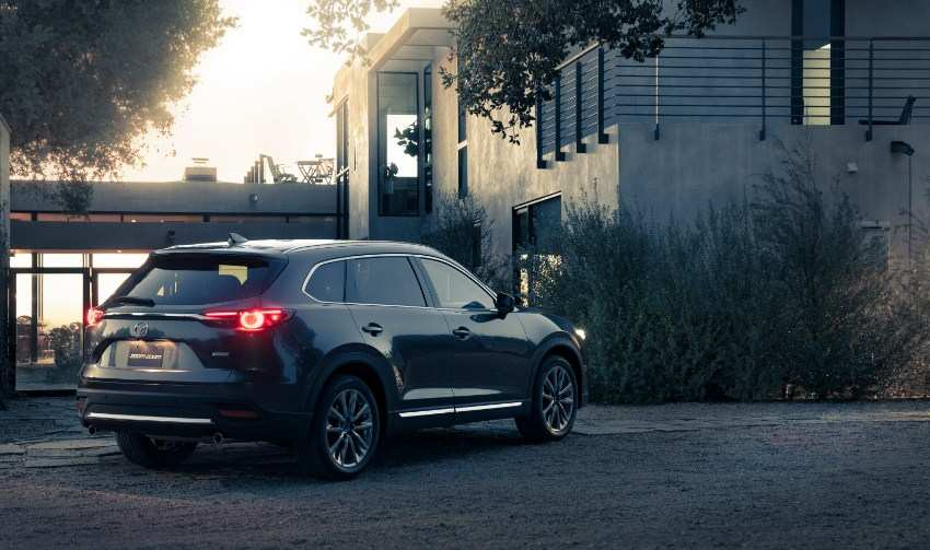 19 A 2020 Mazda Cx 9 Rumors Reviews