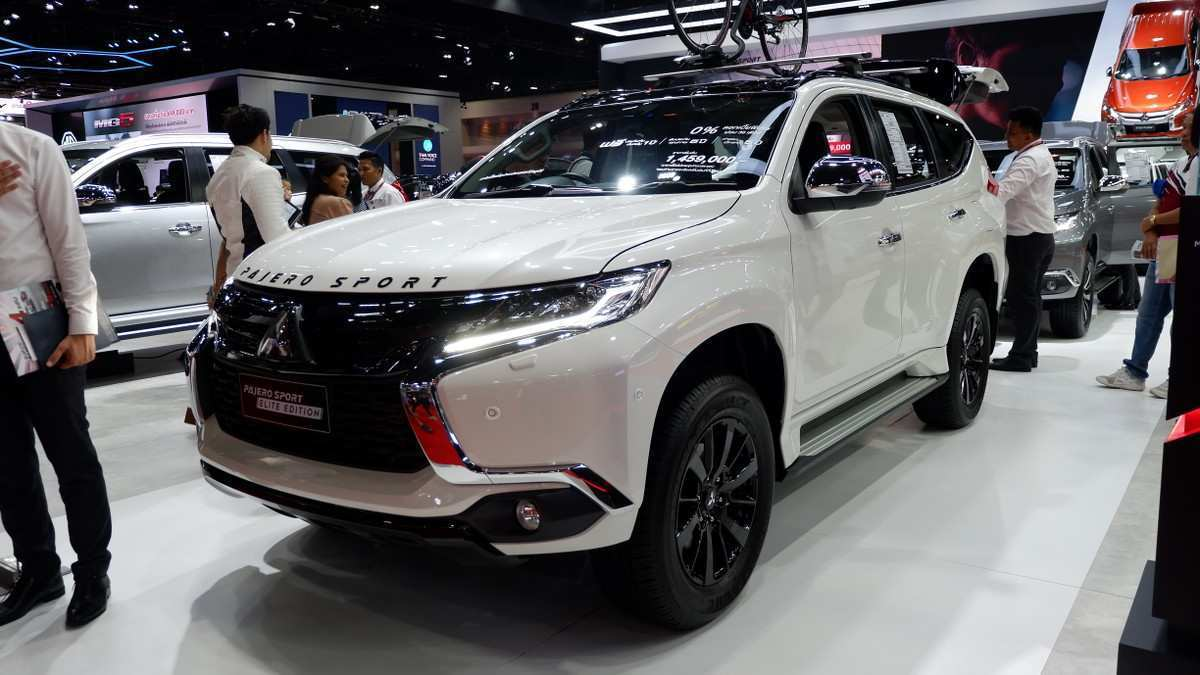 19 A 2020 Mitsubishi Montero Sport Philippines Review