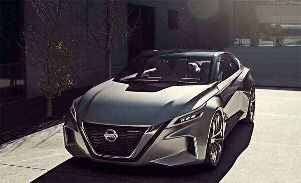 19 A 2020 Nissan Maxima Performance And New Engine