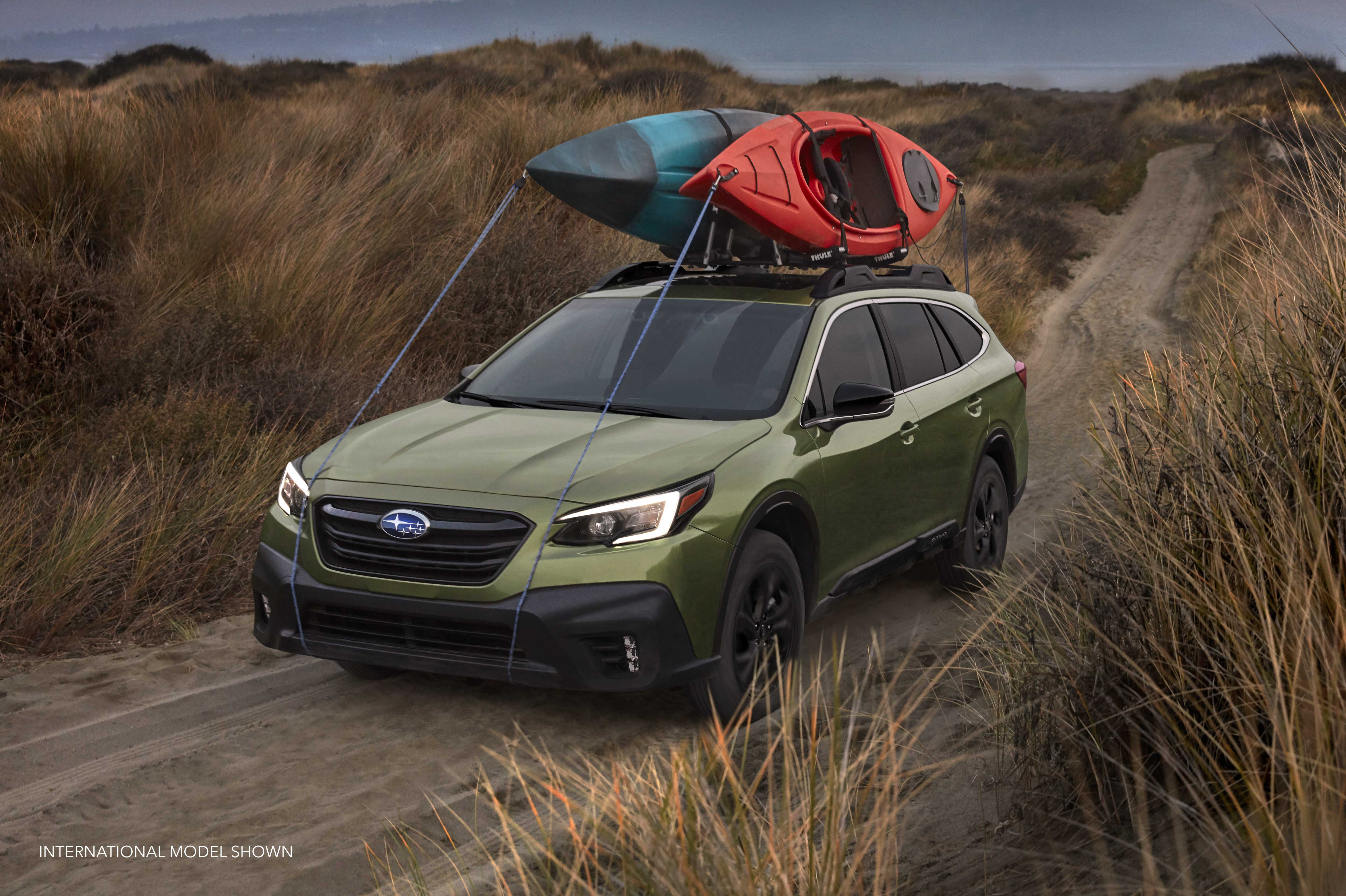 19 A 2020 Subaru Outback Photos Release Date And Concept