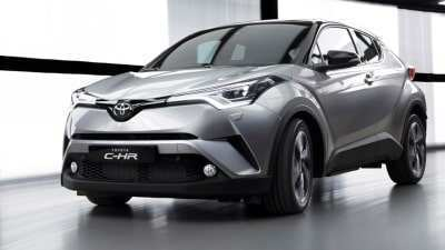19 A 2020 Toyota C Hr Compact New Review