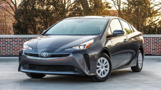 19 A 2020 Toyota Prius Pictures Reviews