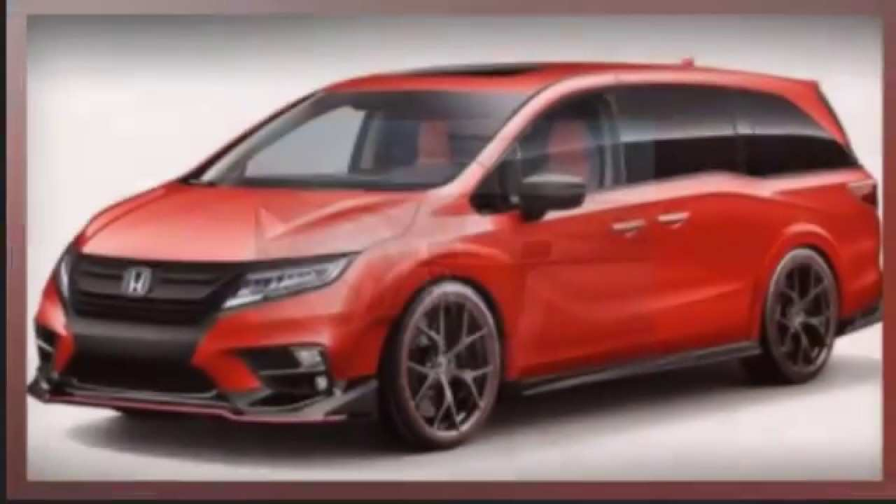 19 A Honda Odyssey 2020 Redesign Research New