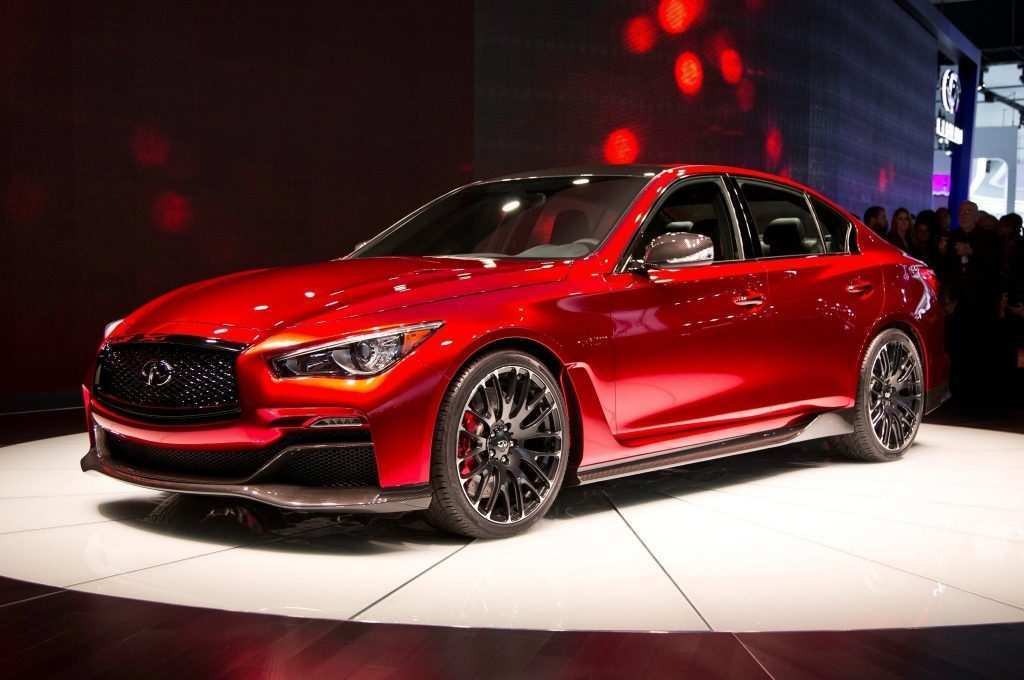 19 A Infiniti Q50 For 2020 Spesification