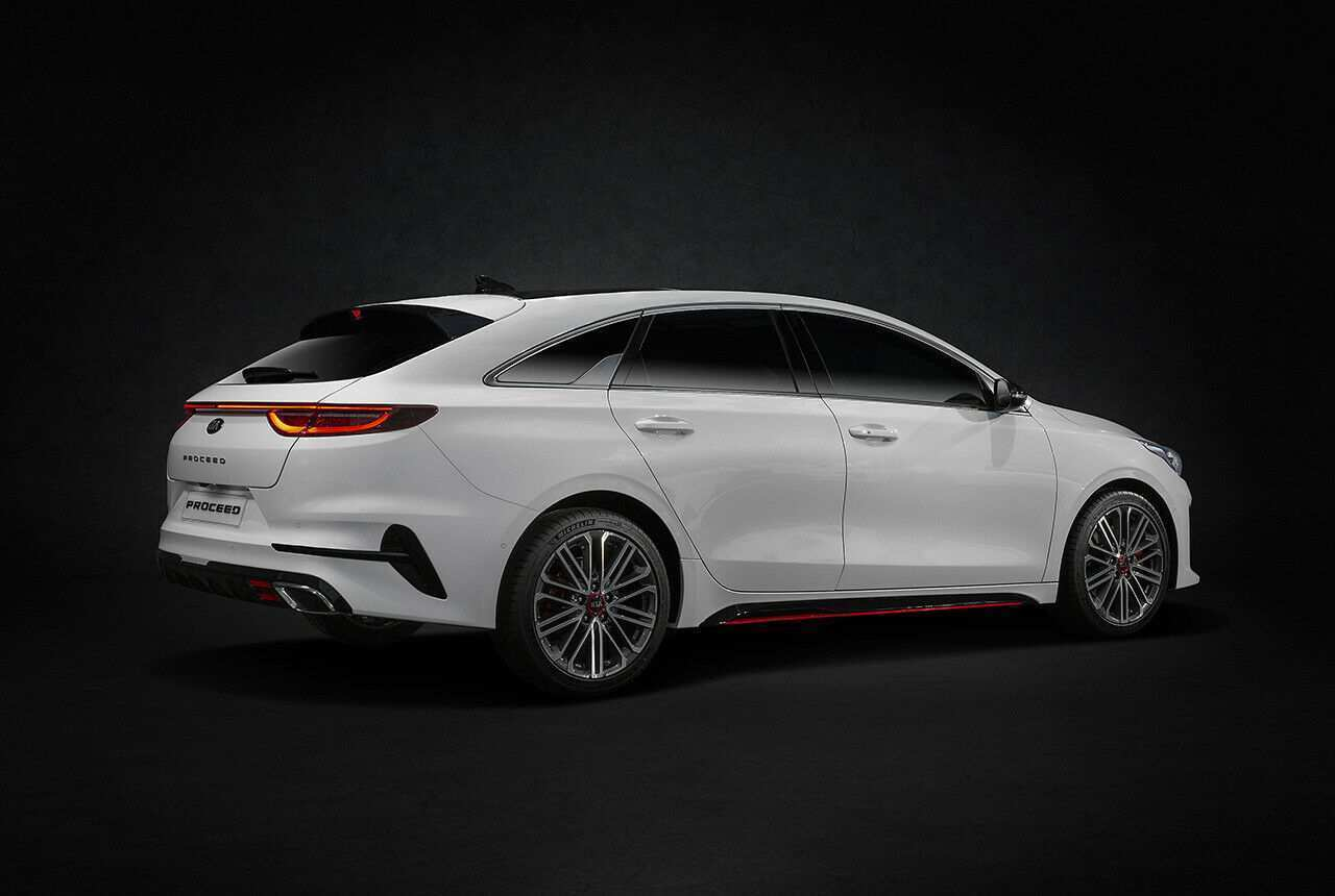 19 A Kia Pro Ceed Gt 2019 Price Design And Review