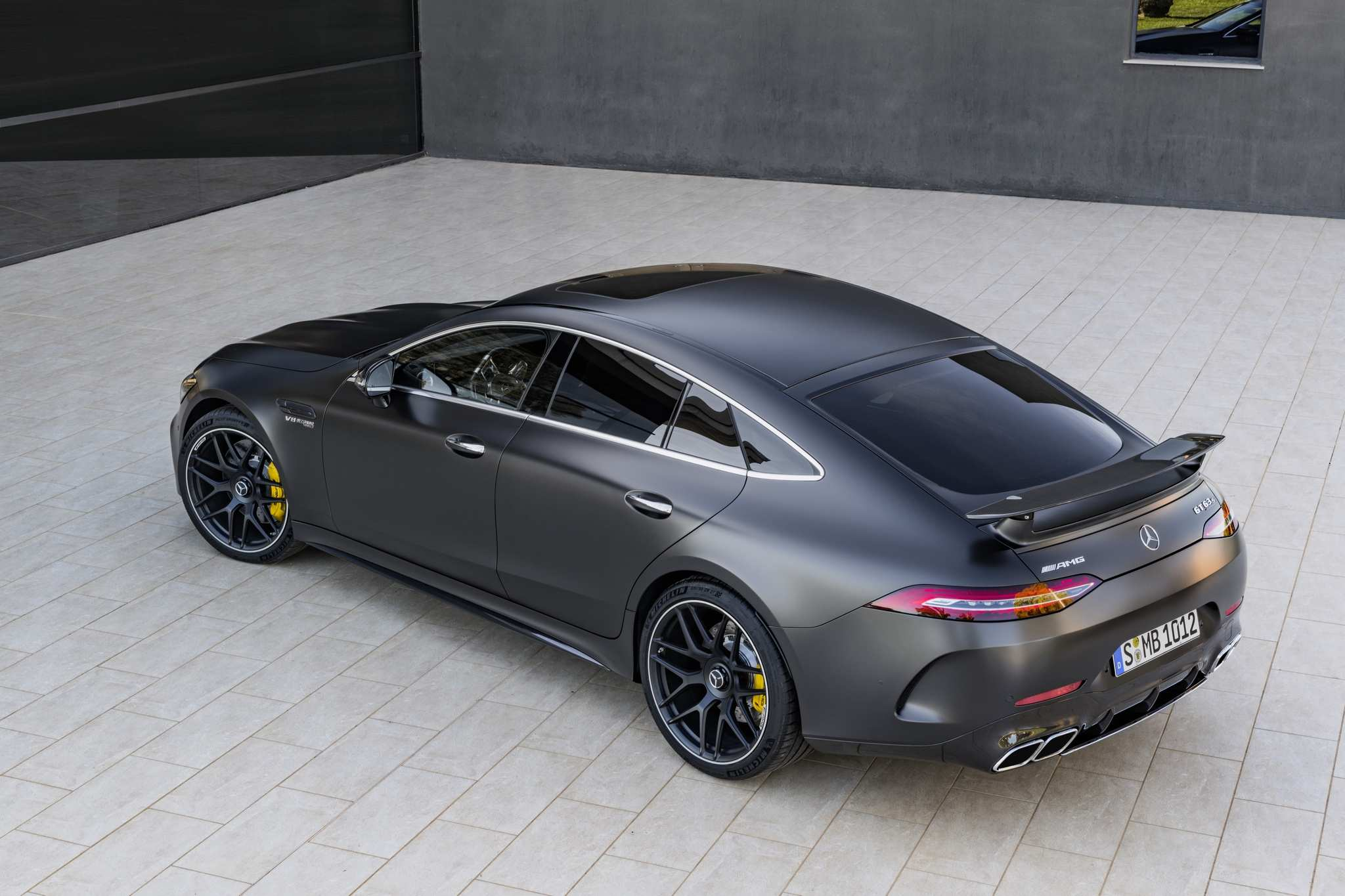 19 A Mercedes 2019 Amg Gt4 New Model And Performance