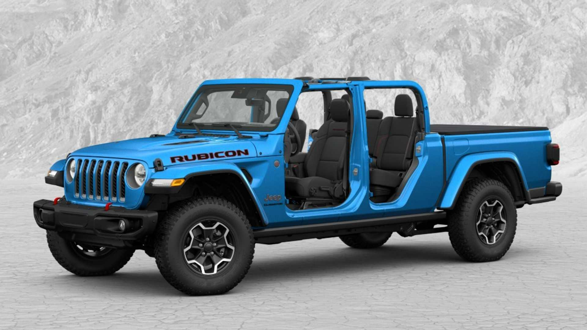 19 A What Is The Price Of The 2020 Jeep Gladiator Price Design And Review