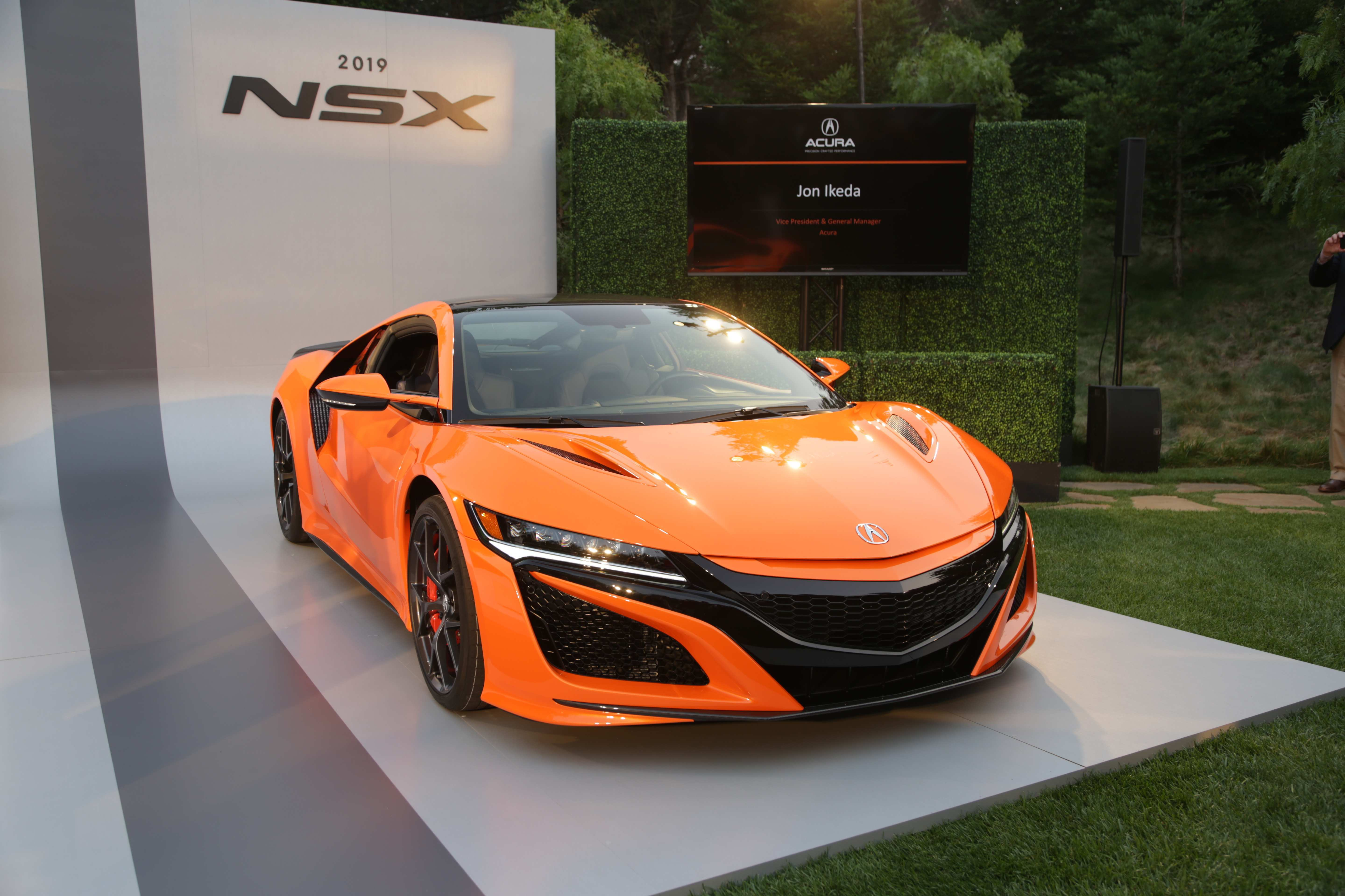 19 All New 2019 Acura NSX Redesign And Concept