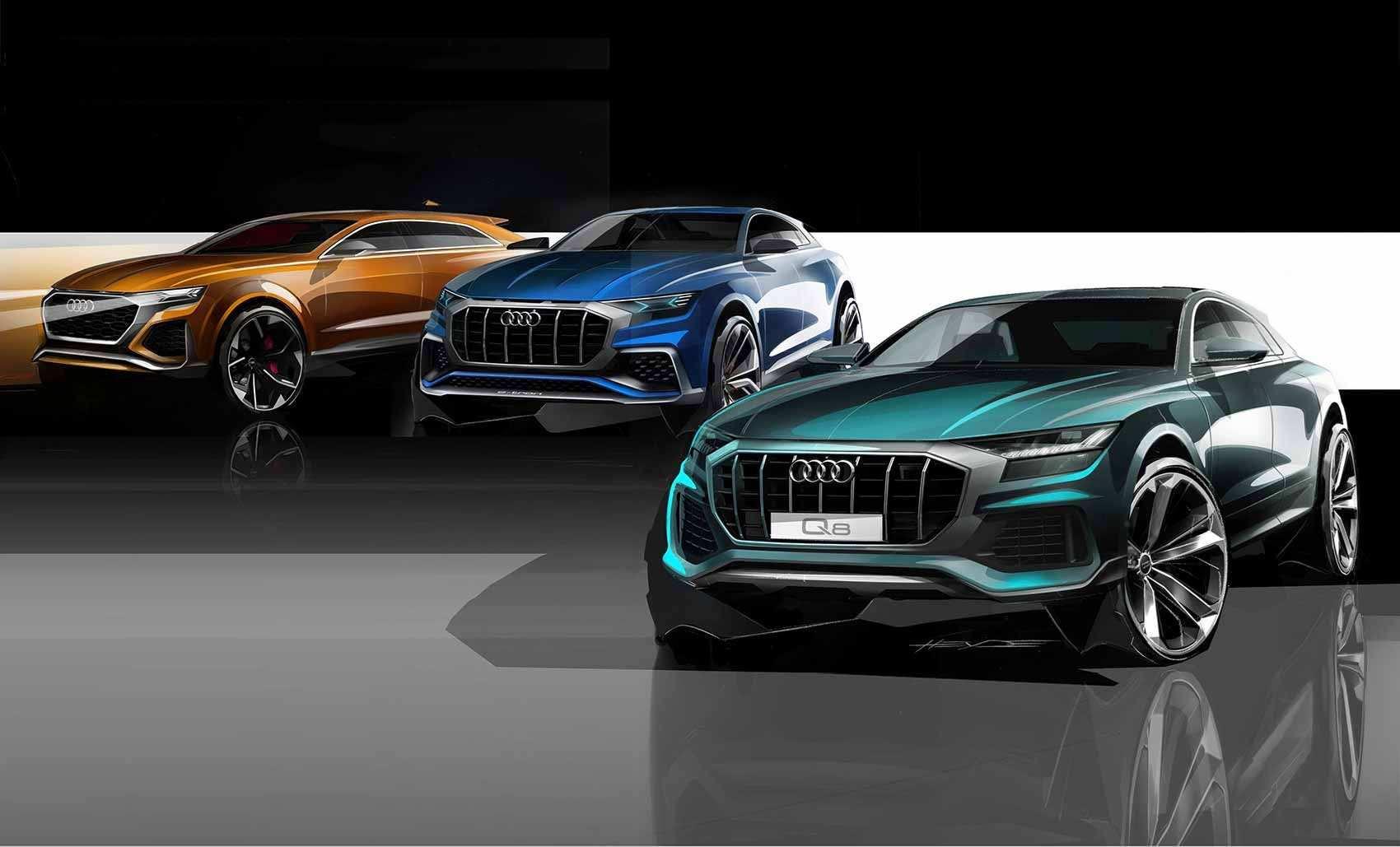 19 All New 2019 Audi Q9 Rumors