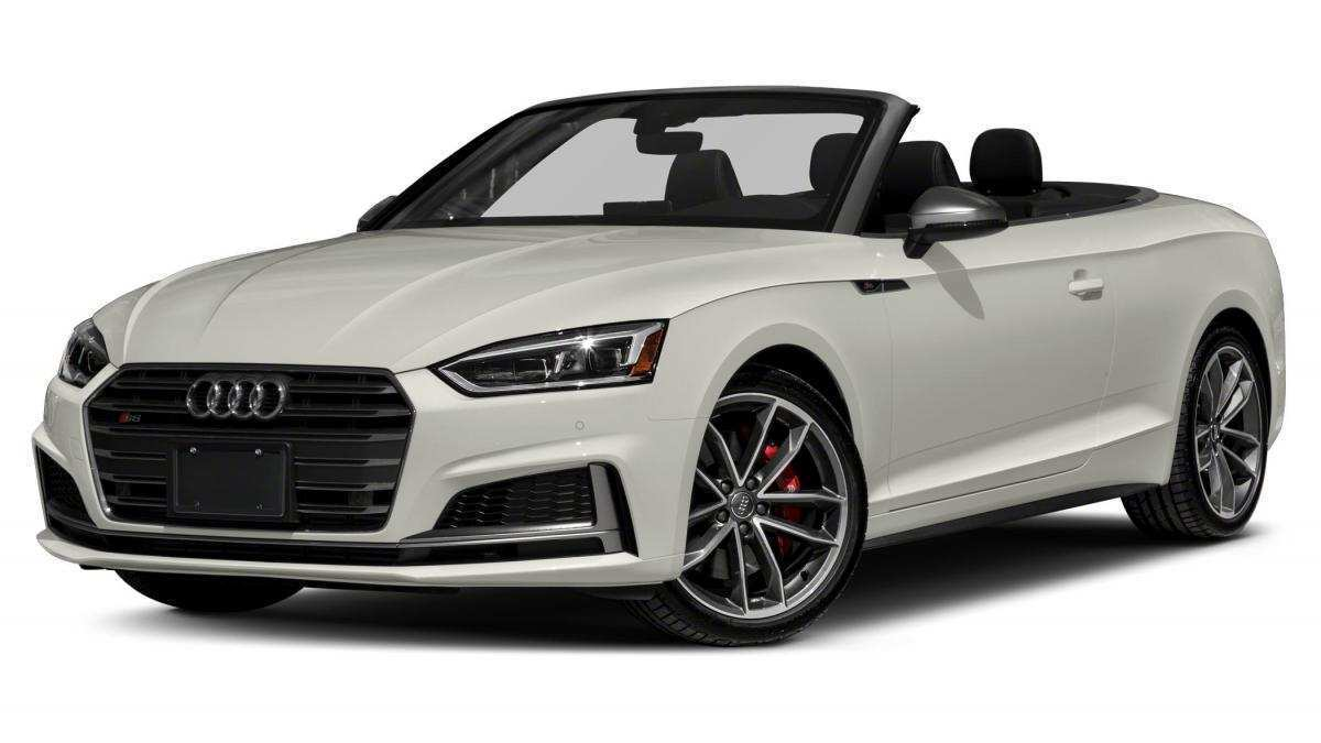 19 All New 2019 Audi S5 Cabriolet Release Date