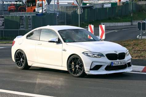 19 All New 2019 BMW M2 Wallpaper