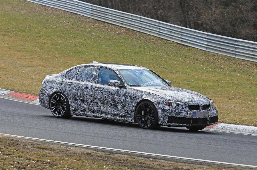 19 All New 2019 BMW M3 New Model And Performance