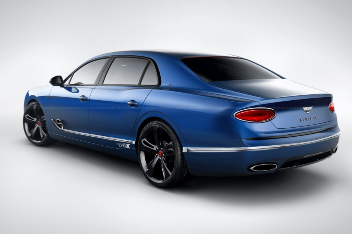 19 All New 2019 Bentley Flying Spur New Review