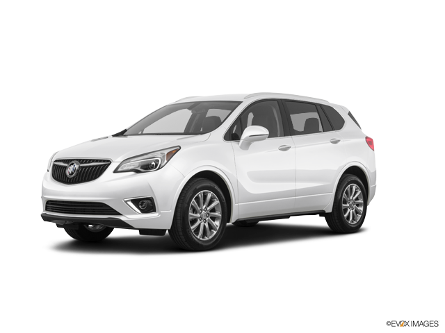 19 All New 2019 Buick Envision Style