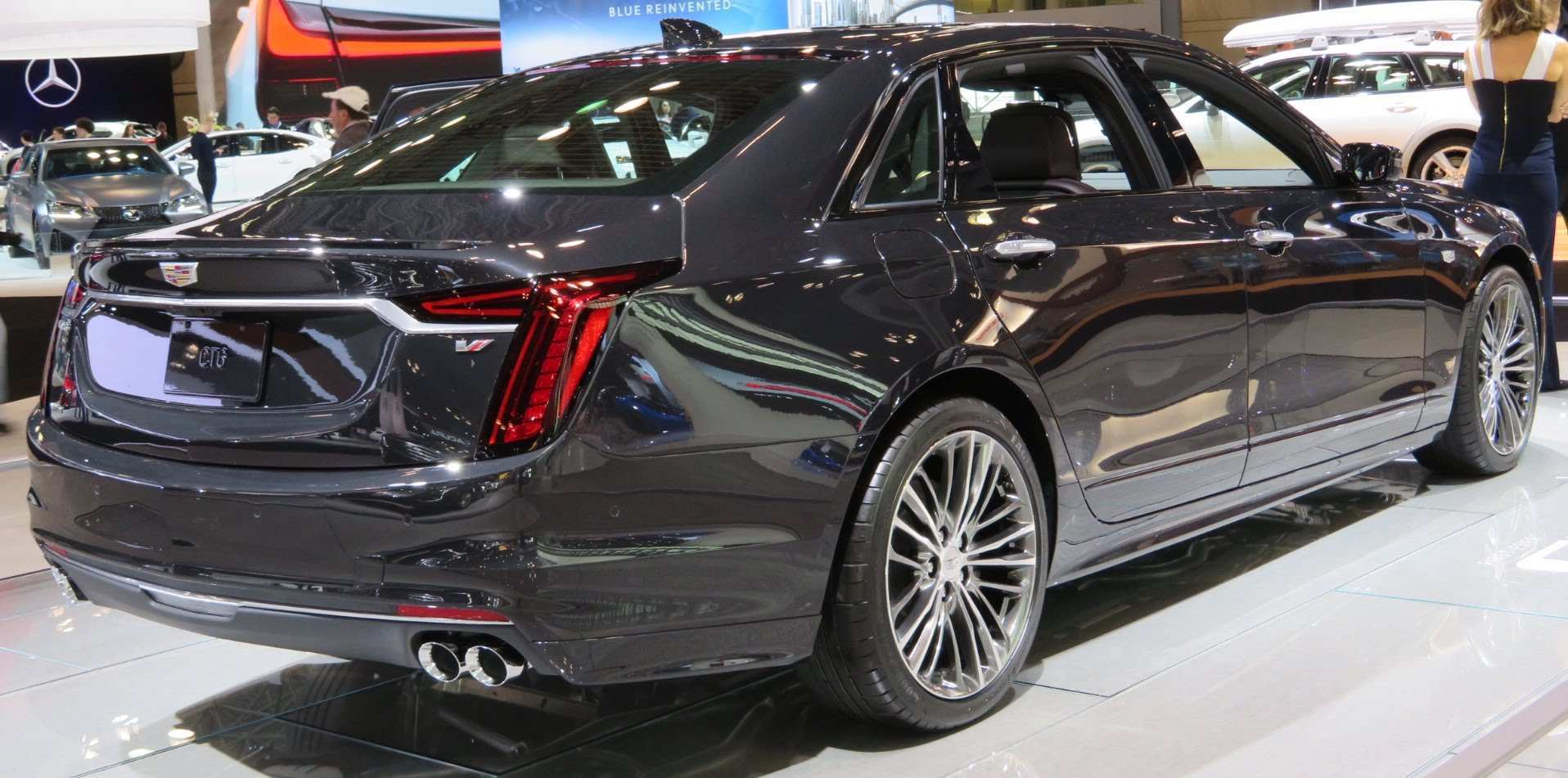 19 All New 2019 Cadillac CT6 Photos