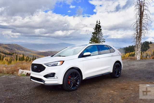 19 All New 2019 Ford Edge New Design Wallpaper