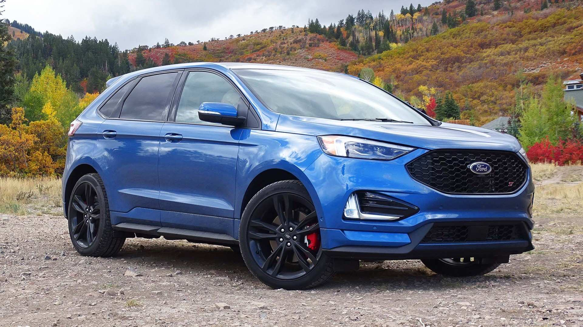 19 All New 2019 Ford Edge Sport Exterior And Interior