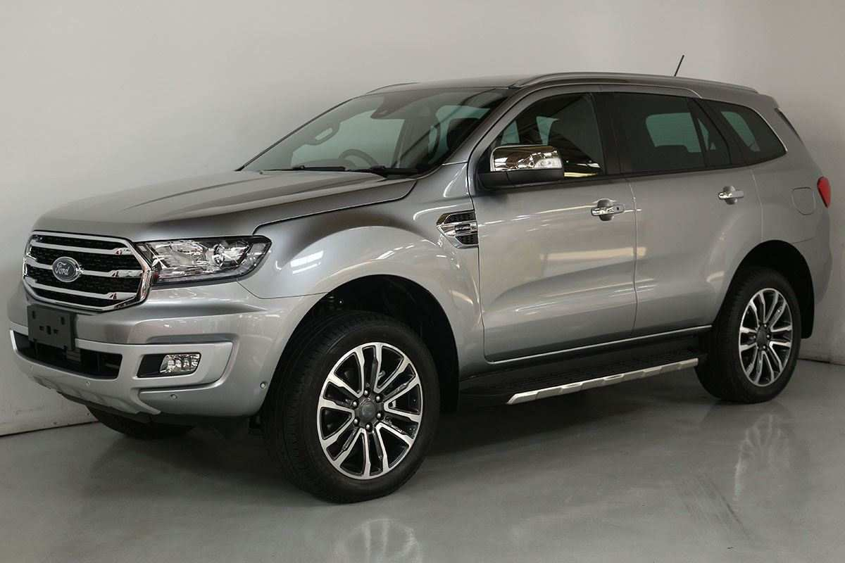 19 All New 2019 Ford Everest Style