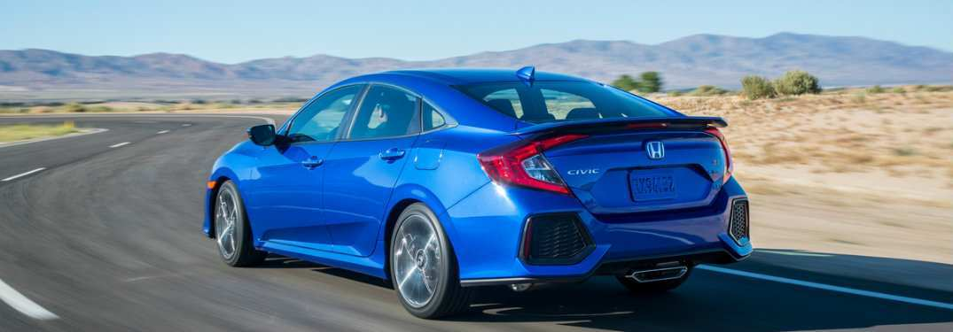 19 All New 2019 Honda Civic Si Sedan Price