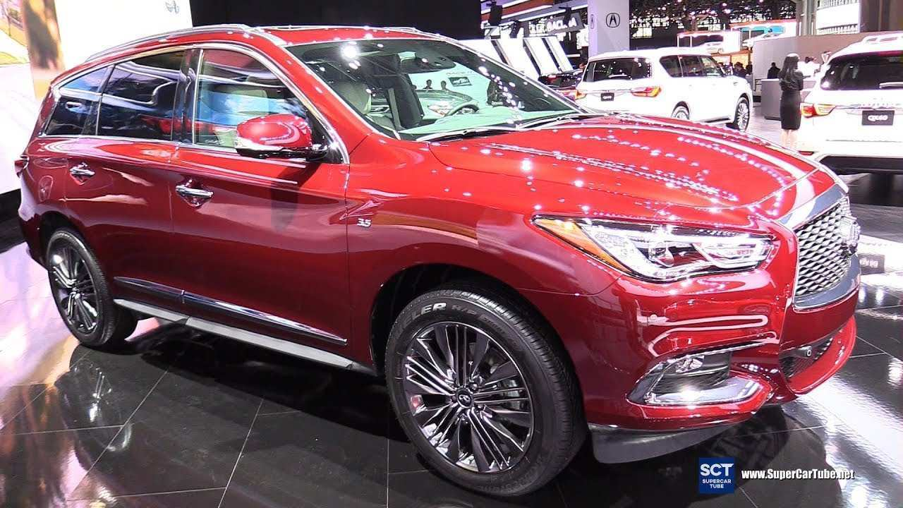 19 All New 2019 Infiniti Qx60 Specs