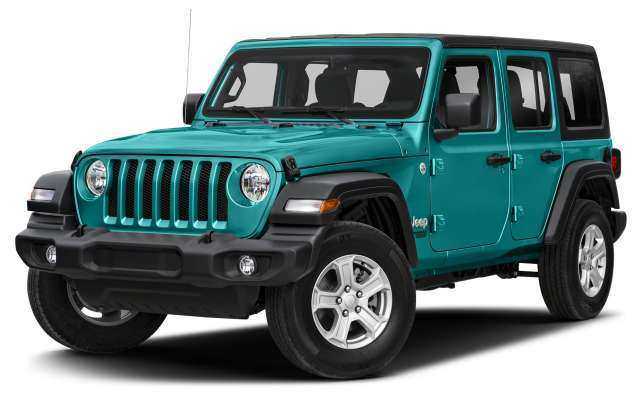 19 All New 2019 Jeep Wrangler Unlimited New Model And Performance