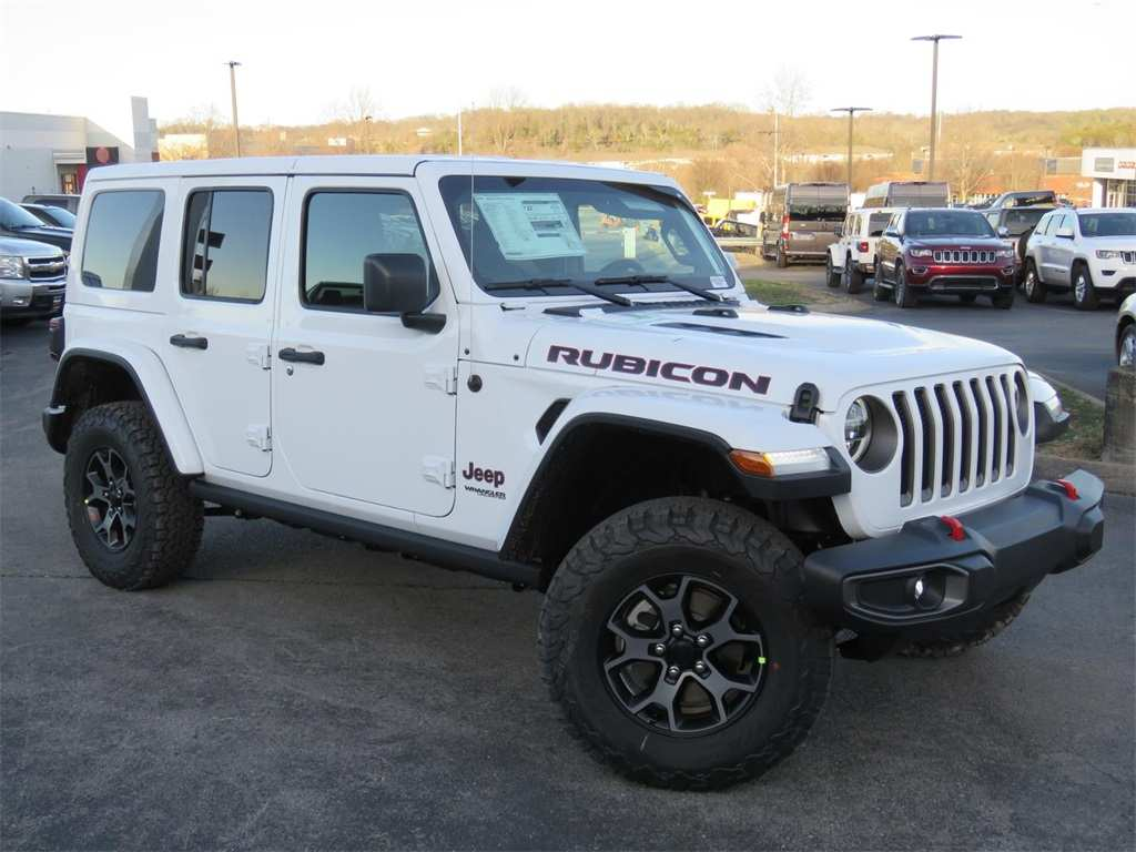 19 All New 2019 Jeep Wrangler Unlimited Overview