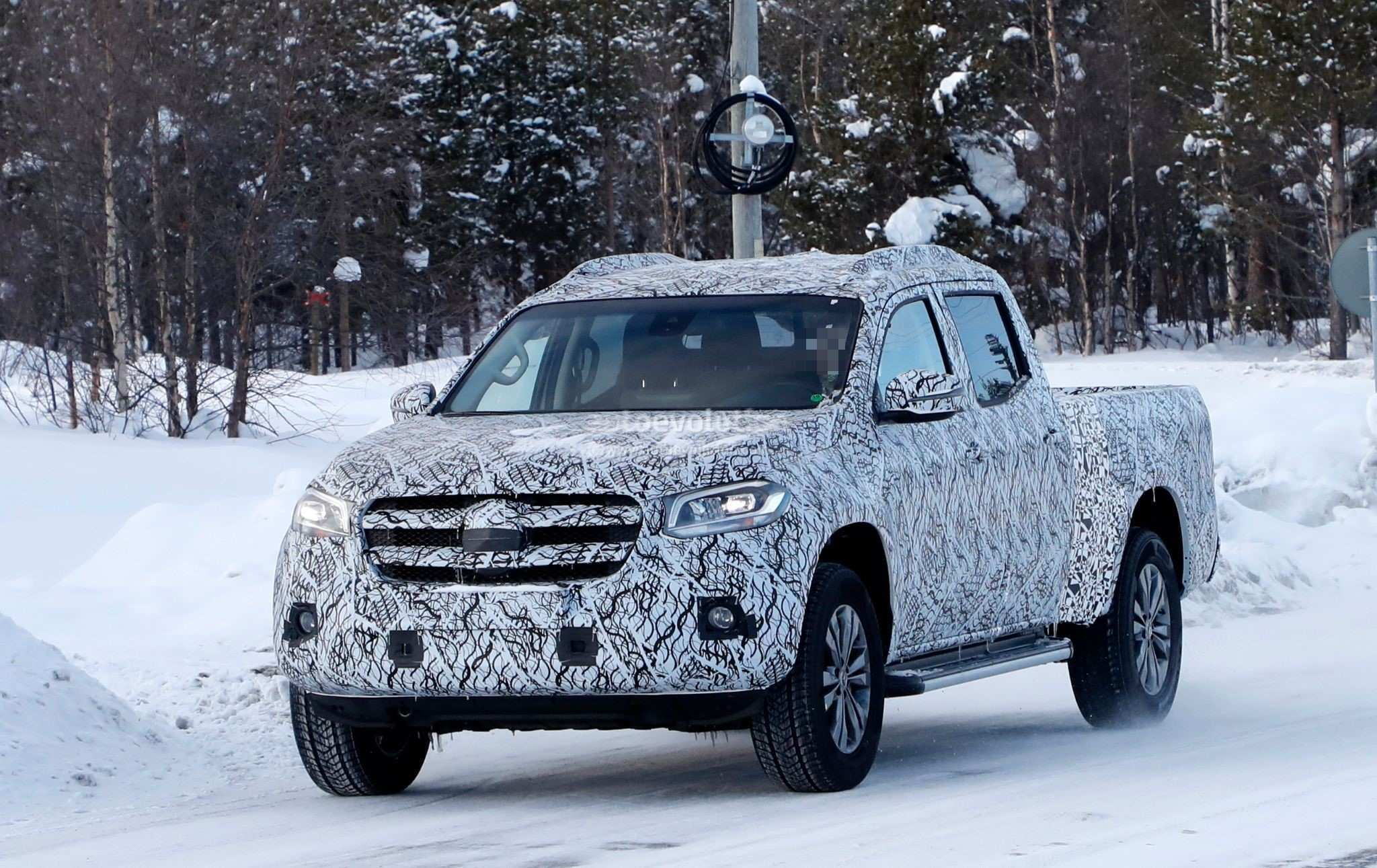 19 All New 2019 Mercedes Benz X Class Performance And New Engine