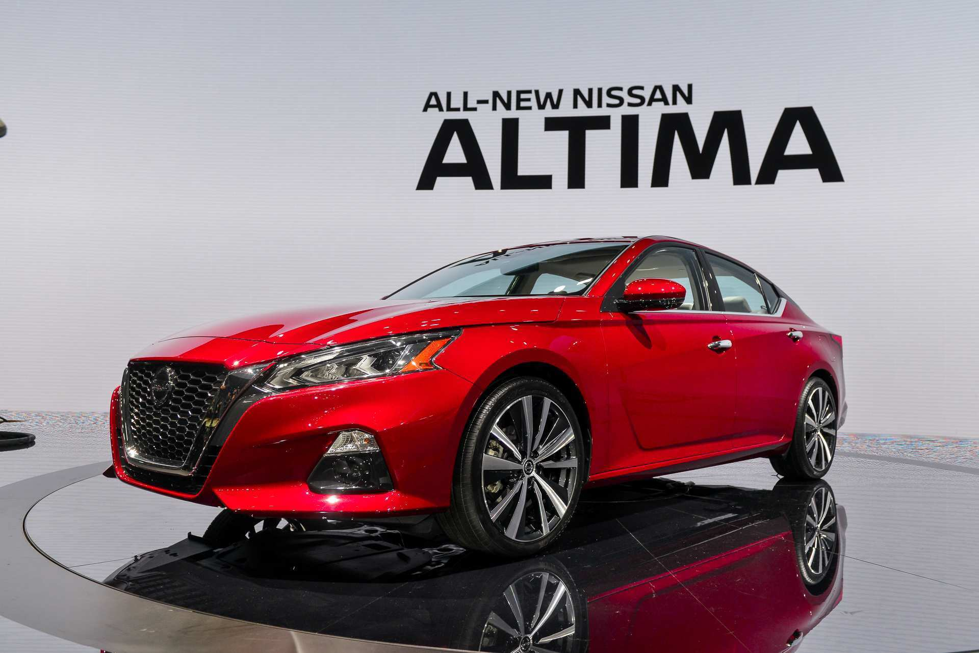 19 All New 2019 Nissan Altima Coupe History