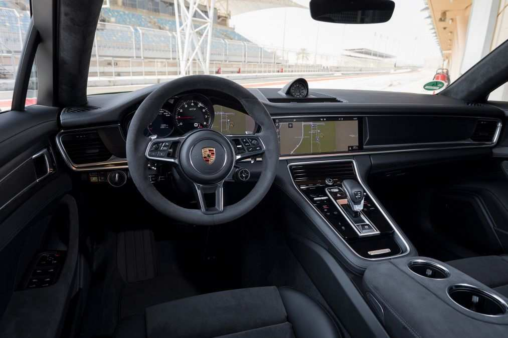 19 All New 2019 Porsche Panamera New Model And Performance