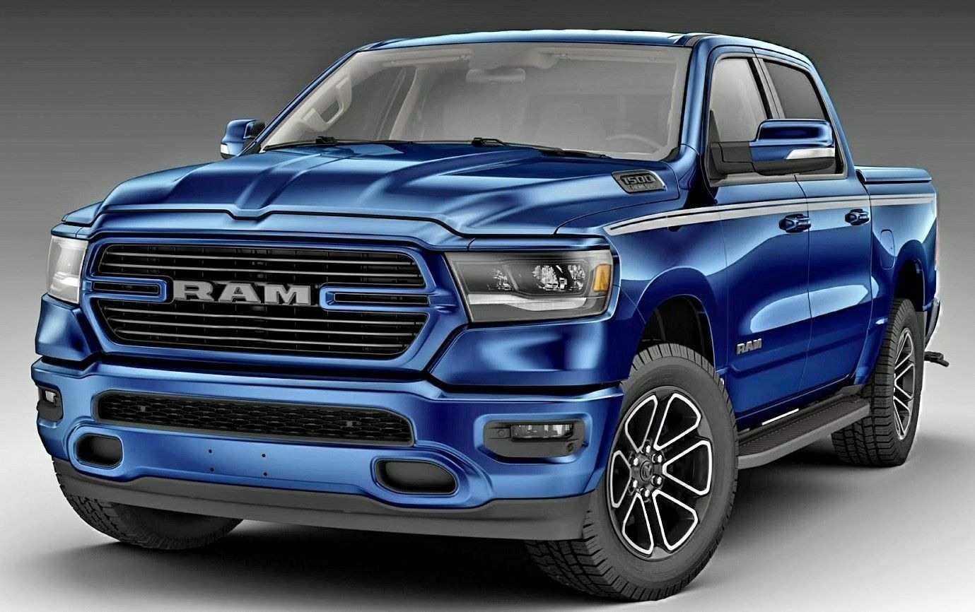 19 All New 2019 Ramcharger Spy Shoot