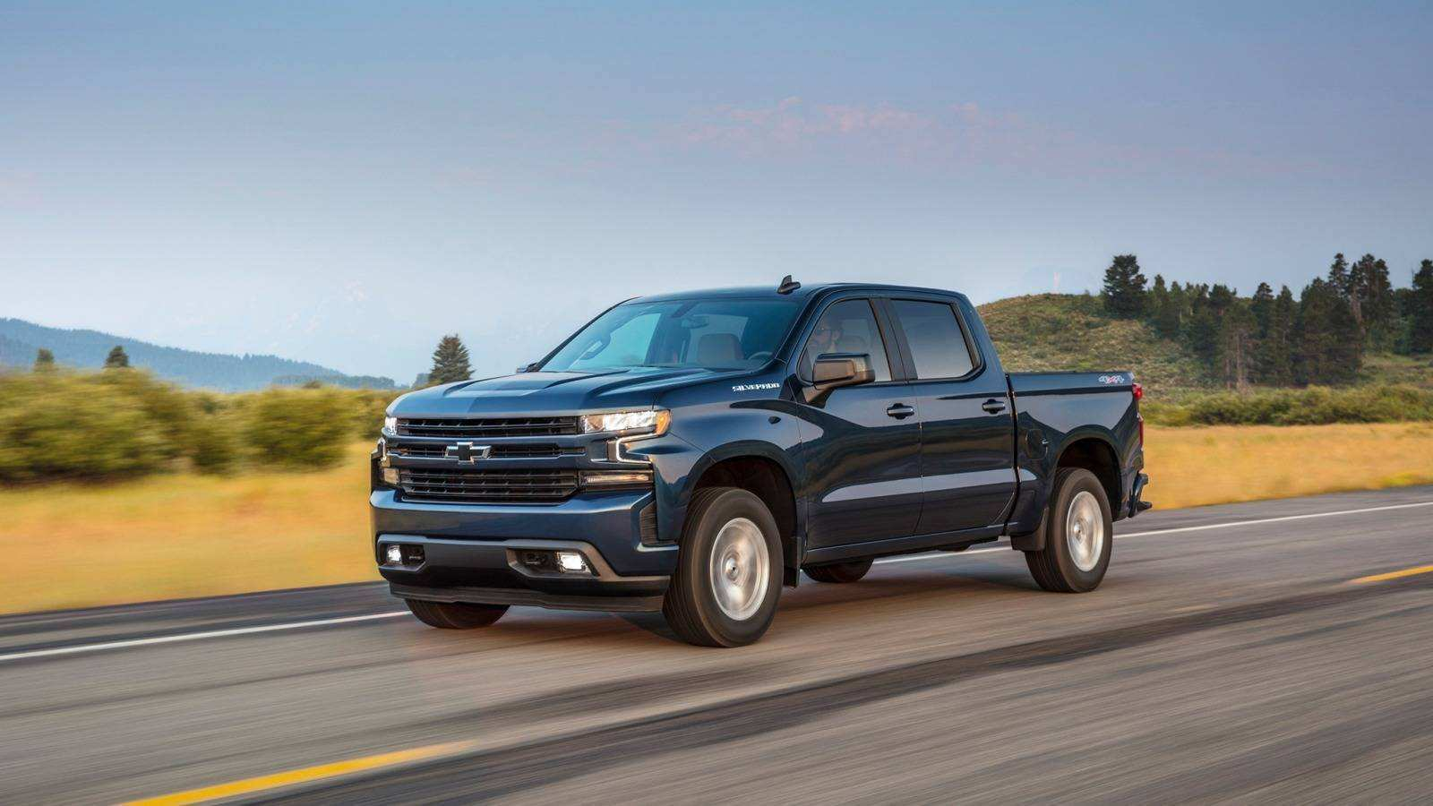 19 All New 2019 Silverado 1500 Reviews