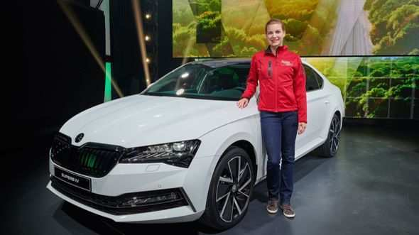 19 All New 2019 Skoda Superb Spesification