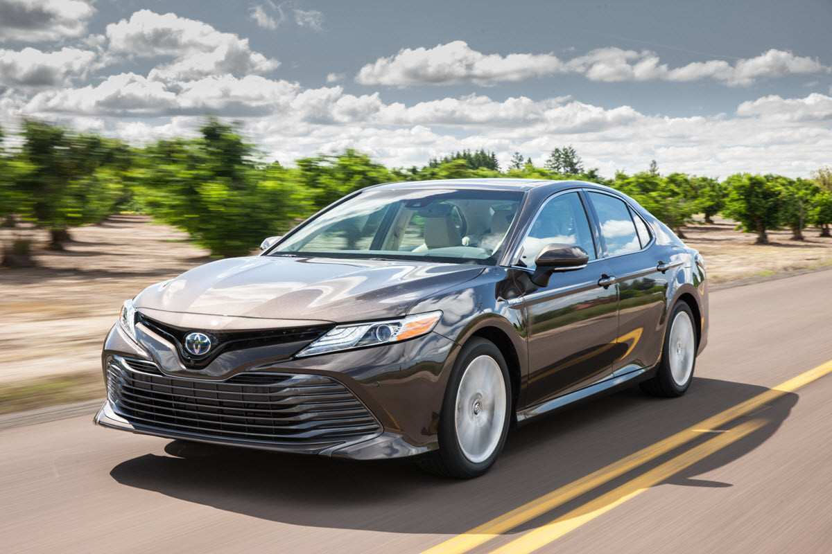 19 All New 2019 Toyota Camry Se Hybrid Spesification