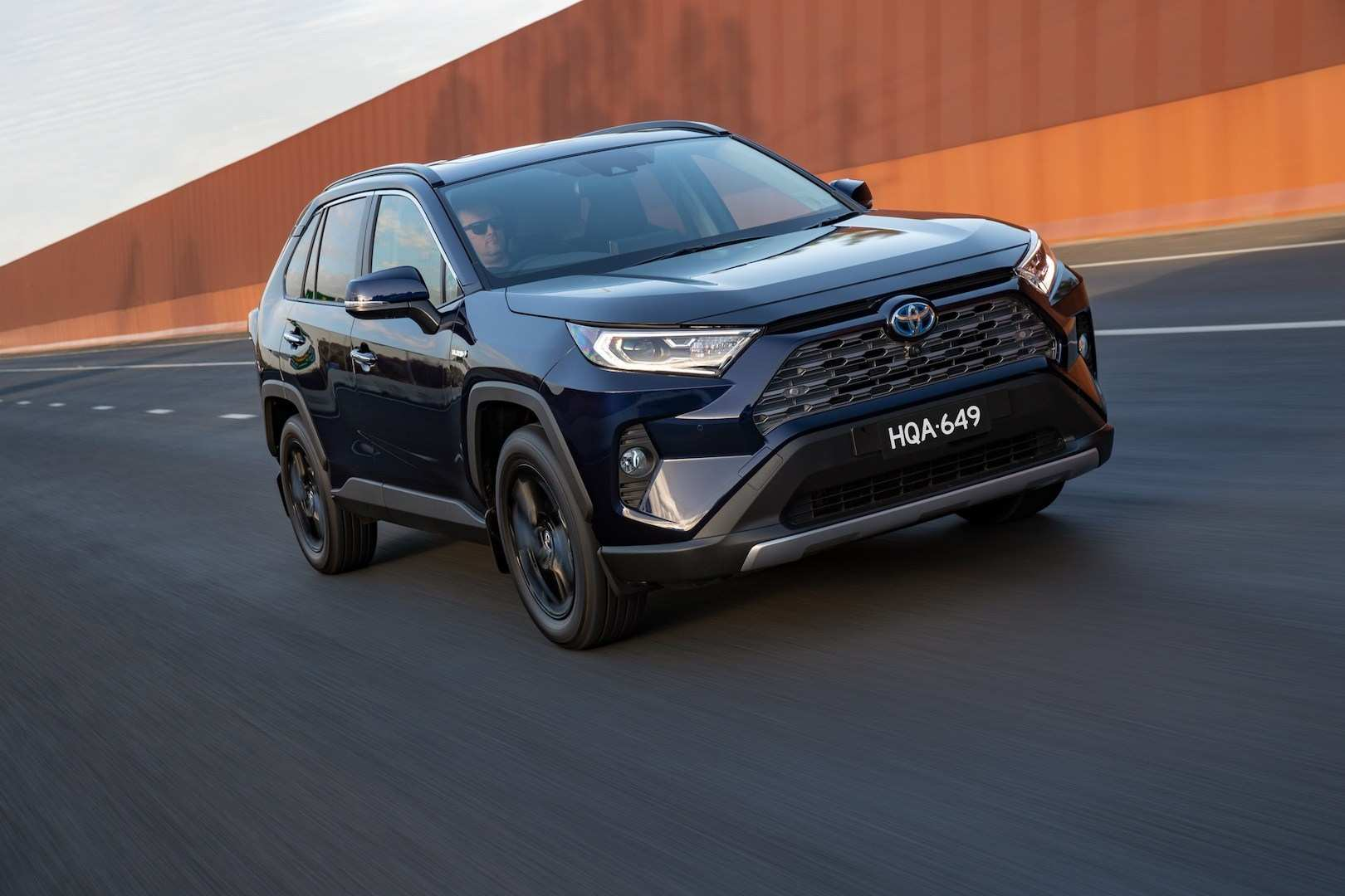19 All New 2019 Toyota Rav4 Hybrid Speed Test