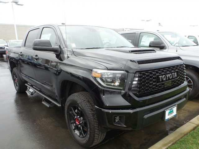 19 All New 2019 Toyota Tundra Trd Pro Concept And Review