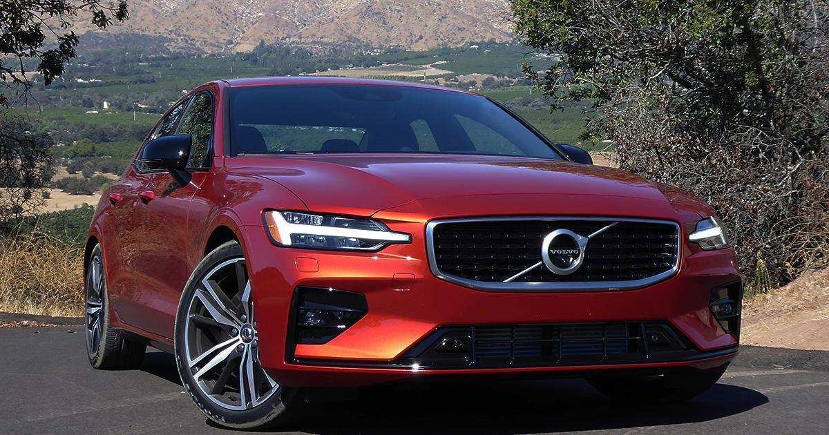 19 All New 2019 Volvo S60 R Performance